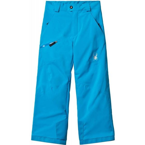 BOYS PROPULSION PANT - ELECTRIC BLUE - SIZE 18 ONLY