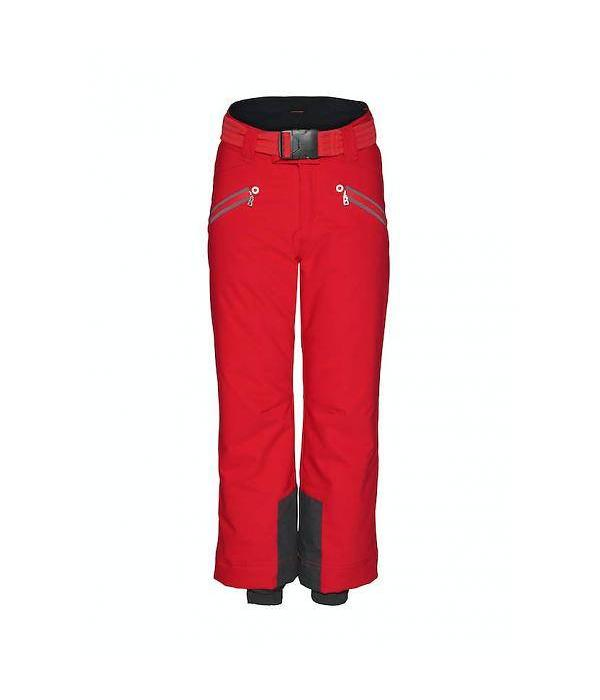BOGNER JUNIOR GIRLS ADORA 2 STRETCH PANT - RED - SIZE XXL/14 ONLY