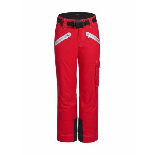 TILO2 B STRETCH PANT - RED - XXL/14