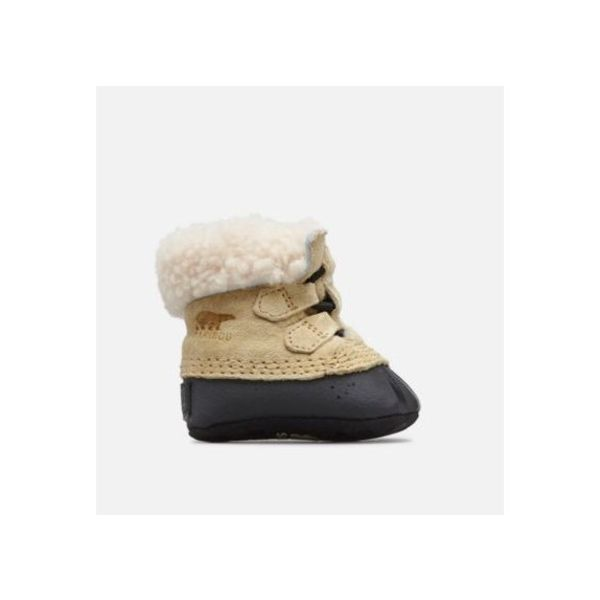 BABY CARIBOOTIE - CURRY - SIZE 1 ONLY