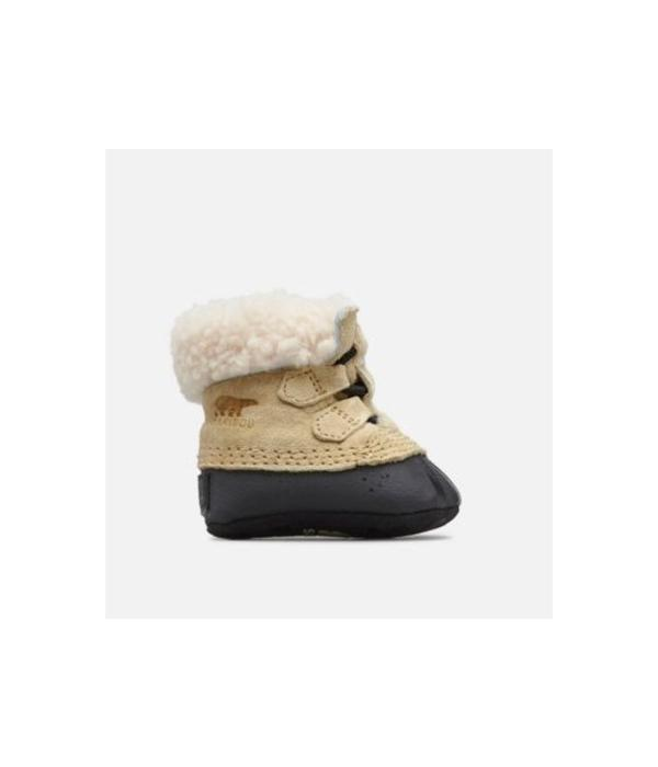 SOREL BABY CARIBOOTIE - CURRY - SIZE 1 ONLY