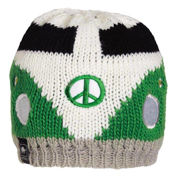 KIDS #VANLIFE HAT - GREEN