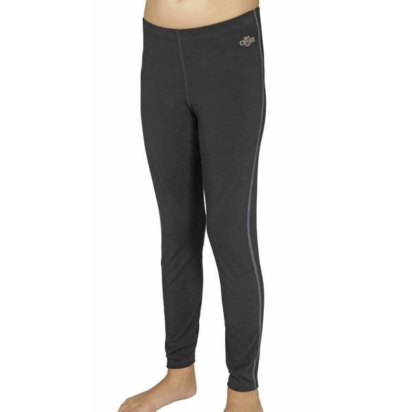 HOT CHILLYS YOUTH ORIGINAL II PANT - BLACK - SIZE XSMALL 4/6 ONLY