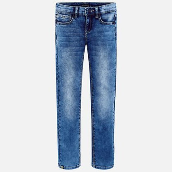 JUNIOR BOYS SOFT JEANS - BASIC