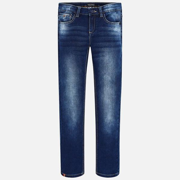 JUNIOR BOYS SOFT JEANS - DARK