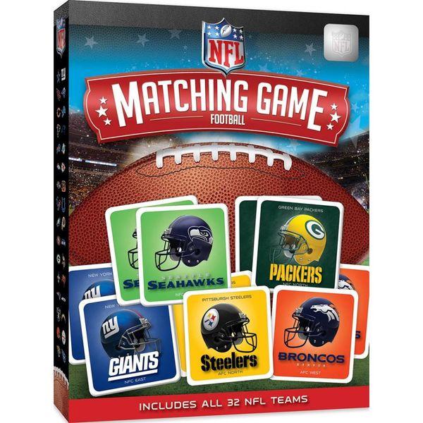 NFL MATCHING GAME
