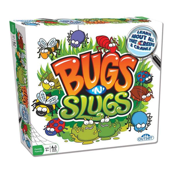 BUGS AND SLUGS GAME