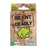 OUTSET SILENT BUT DEADLY CARD GAME