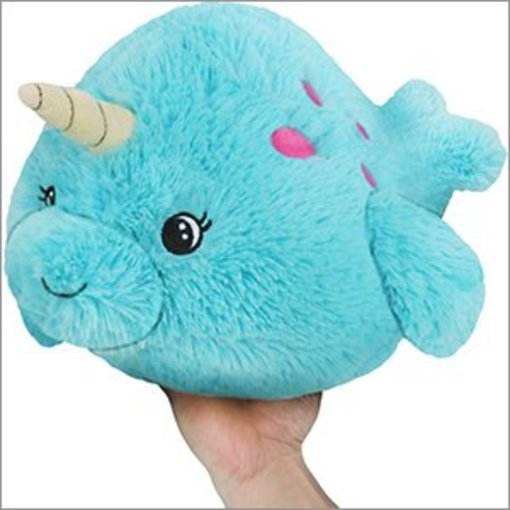 "SQUISHABLES 7"" BABY NARWHAL"
