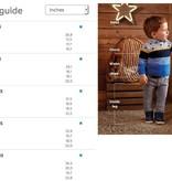 MAYORAL INFANT BOYS JACQUARD SWEATER - CERISE