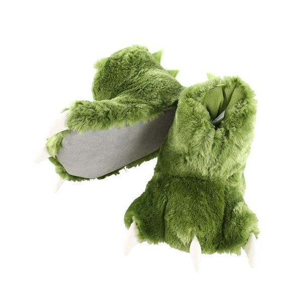 DINO PAW SLIPPERS