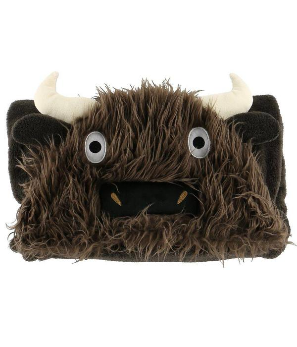 LAZY ONES BUFFALO CRITTER BLANKET