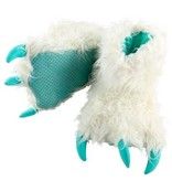 LAZY ONES YETI PAW SLIPPERS