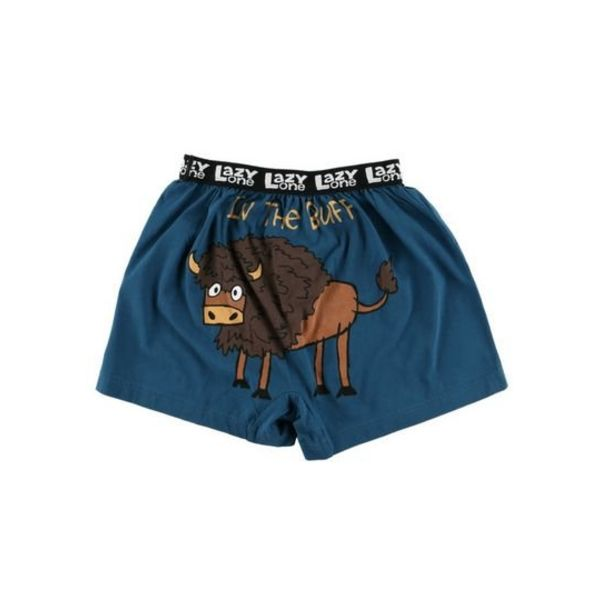 IN THE BUFF BOXERS