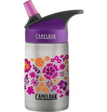 CAMELBAK EDDY KIDS VACUUM STAINLESS 12OZ-RETRO FLOWERS