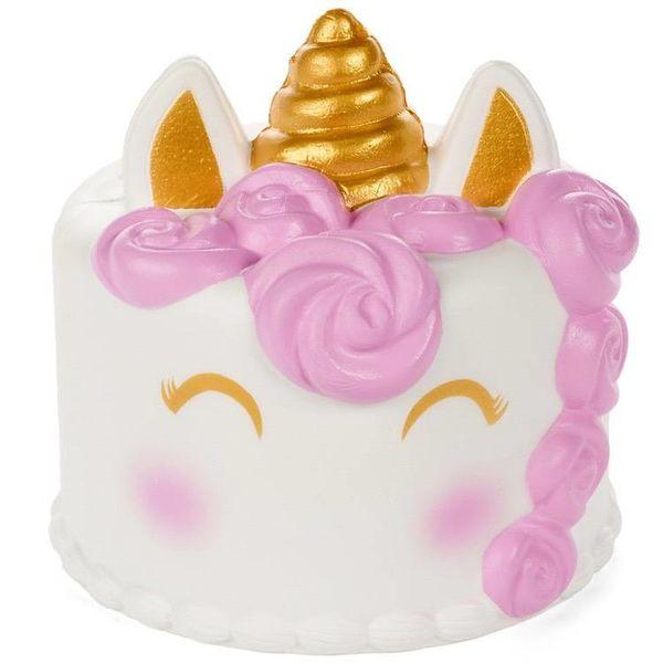 UNICORN CAKE SQUISHY