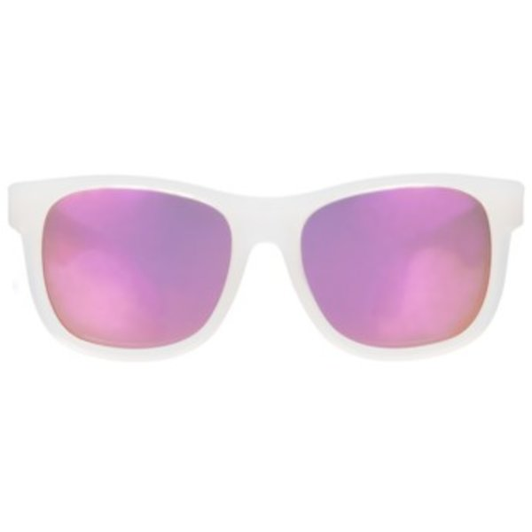 BABIATORS NAVIGATOR SUNGLASSES - PINK ICE 3-5 YEARS