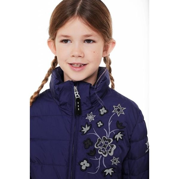 GIRLS KIERA-D SKI JACKET - PURPLE