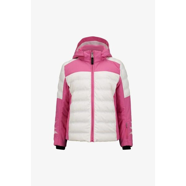 GIRLS DEMI-D SKI JACKET - PINK