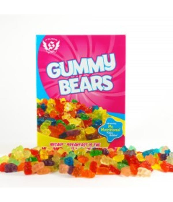GUMMY BEARS BIG CEREAL GIFT BOX
