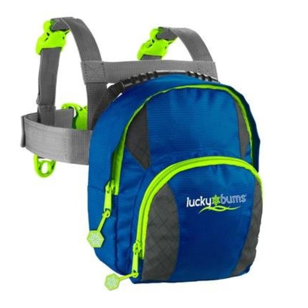SKI TRAINER BACKPACK - BLUE