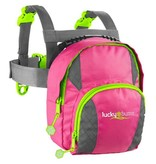 LUCKY BUMS SKI TRAINER BACKPACK - PINK