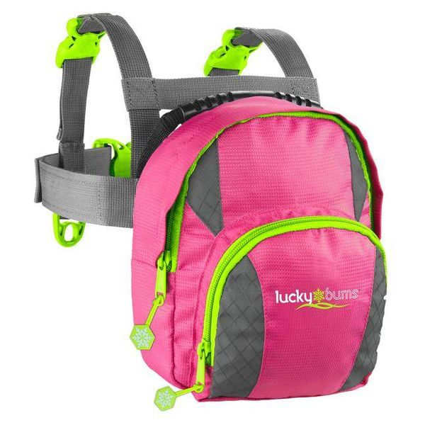 SKI TRAINER BACKPACK - PINK