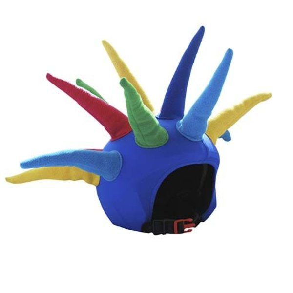 SPIKE HELMET COVER