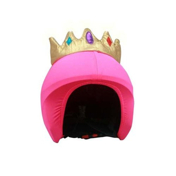 QUEEN LED HELMET COVER