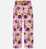 MAYORAL JUNIOR GIRLS FLORAL TROUSERS