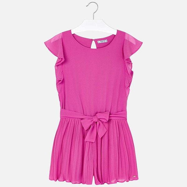 JUNIOR GIRLS CHIFFON PLAYSUIT