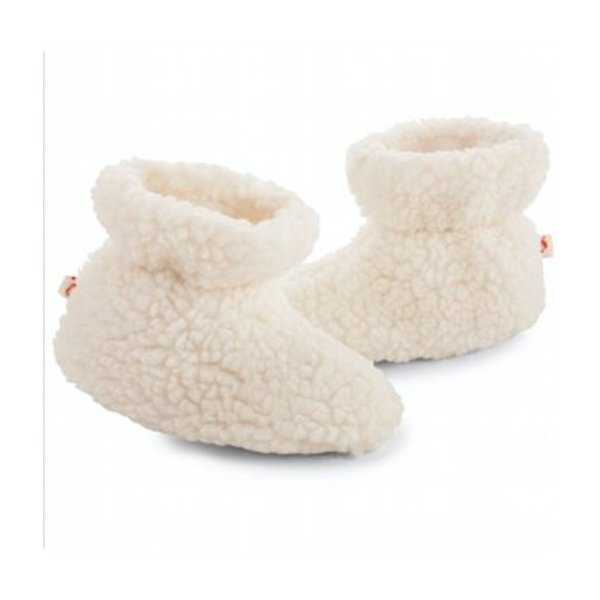 POPCORN BABY SLIPPERS - SIZE 18-24 MONTHS ONLY