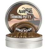 CRAZY AARONS DINO POOP SPARKLE THINKING PUTTY