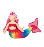 DOUGLAS ARISSA LARGE RAINBOW MERMAID