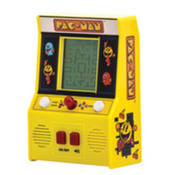 RETRO ARCADE GAME - MS. PACMAN - AGES 8+