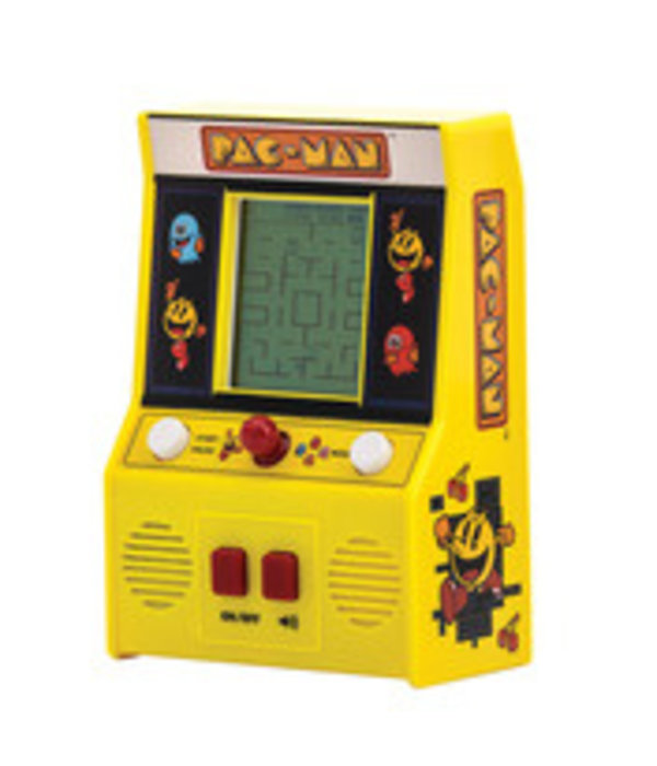 SCHYLLING RETRO ARCADE GAME - MS. PACMAN - AGES 8+