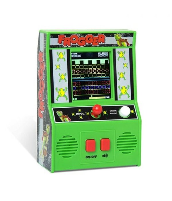 SCHYLLING RETRO ARCADE GAME - FROGGER - AGES 8+