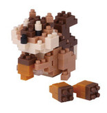 NANOBLOCK - SQUIRREL - AGES 8+