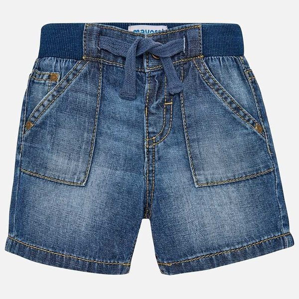 INFANT BOYS DENIM SHORTS