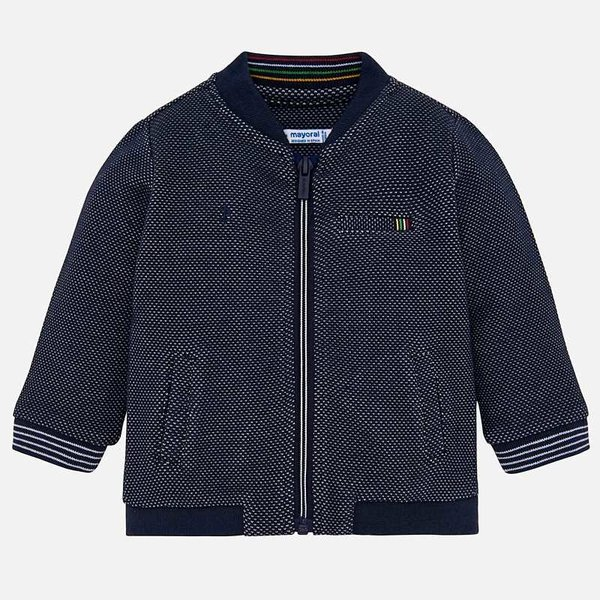 INFANT BOYS FLEECE JACKET