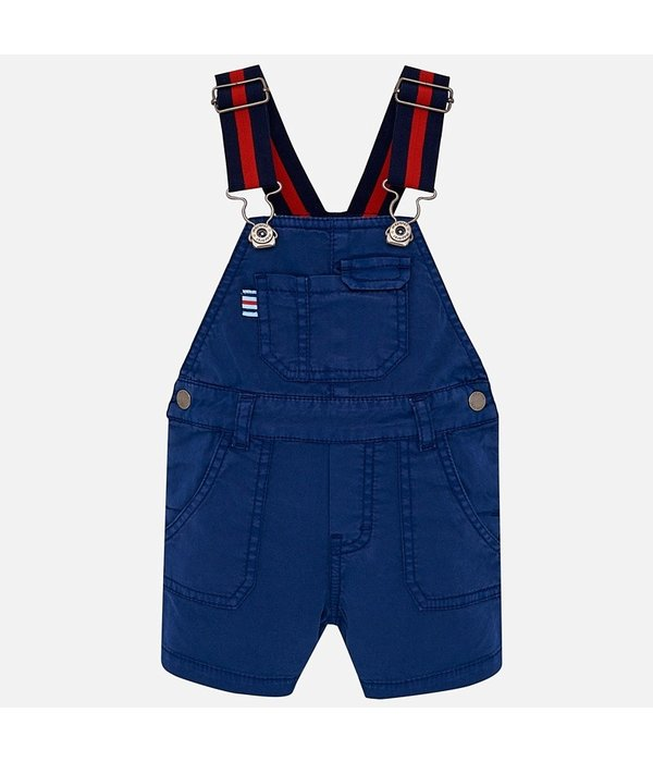 MAYORAL INFANT BOYS SHORT DUNGAREES WITH BRACES