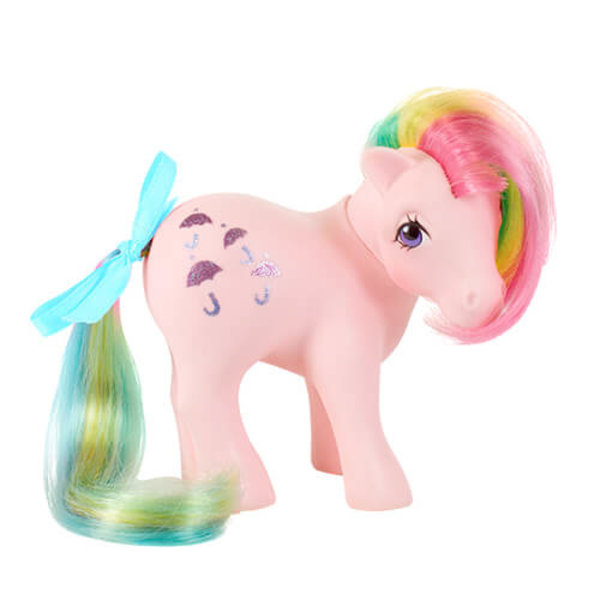 RETRO RAINBOW MY LITTLE PONY - AGES 3+