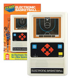 SCHYLLING ELECTRONIC HANDHELD GAME - BASKETBALL - AGES 8+