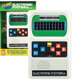 SCHYLLING ELECTRONIC HANDHELD GAME - FOOTBALL - AGES 8+