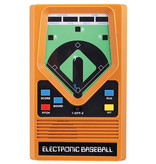 SCHYLLING ELECTRONIC HANDHELD GAME - BASEBALL - AGES 8+
