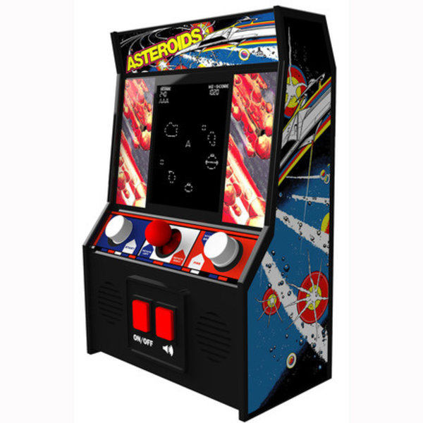 RETRO ARCADE GAME - ASTEROIDS - AGES 8+