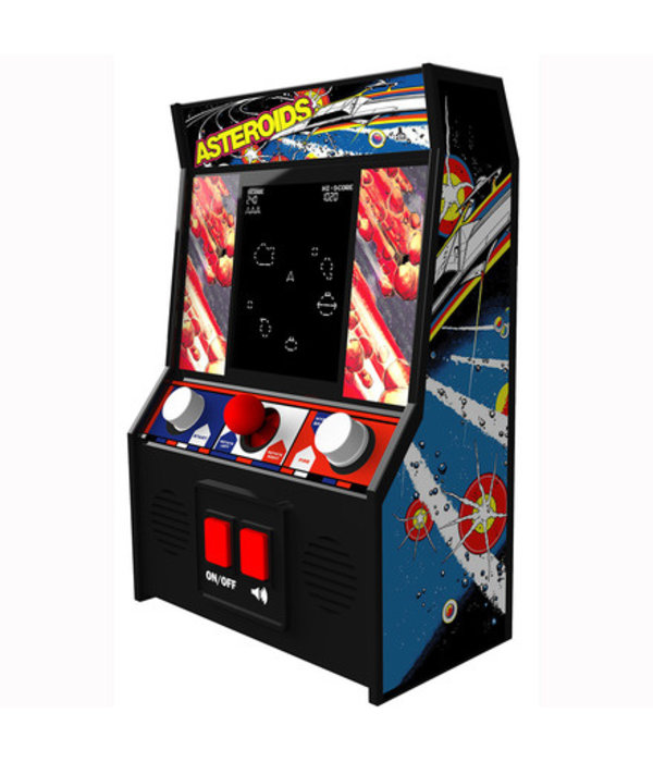 SCHYLLING RETRO ARCADE GAME - ASTEROIDS - AGES 8+