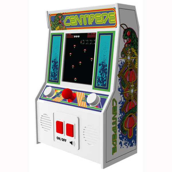 RETRO ARCADE GAME - CENTIPEDE - AGES 8+