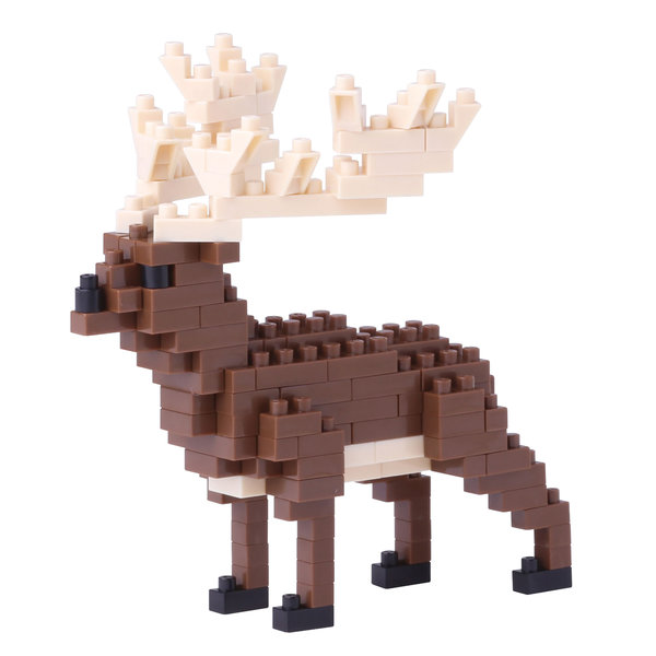 NANOBLOCK - IRISH ELK - AGES 8+