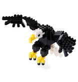SCHYLLING NANOBLOCK - BALD EAGLE  - AGES 8+